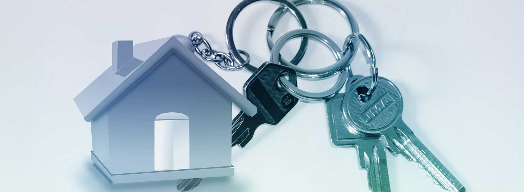 picture of home keys