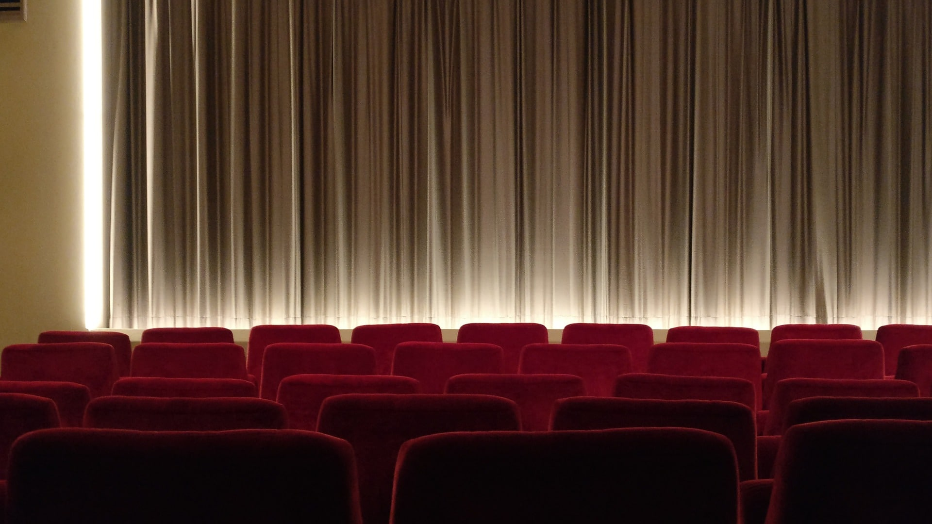 picture of cinema auditorium