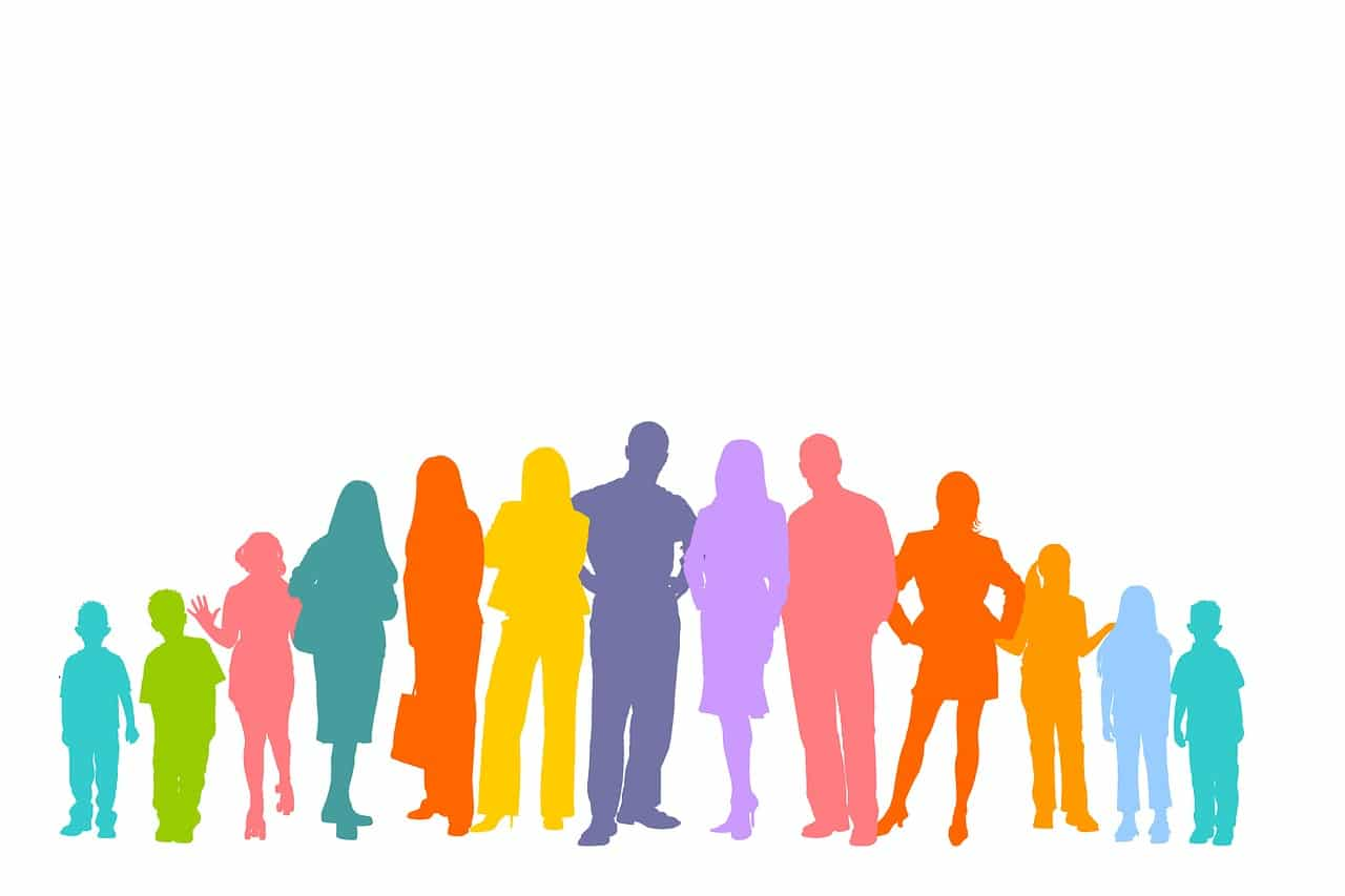 picture of colourful-human-figures
