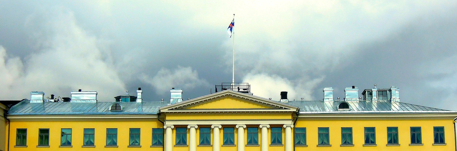 picture of the presidential palace