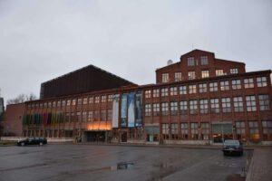 in the picture Verkatehdas building