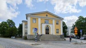 picture of Kumppanuustalo in Hameenlinna